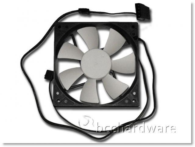 12cm Fan Front