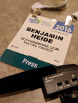 CES 2016 from Las Vegas Nevada