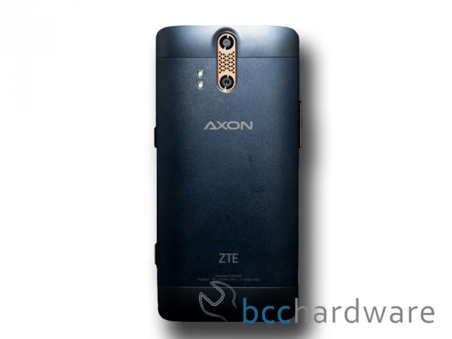 Axon Rear