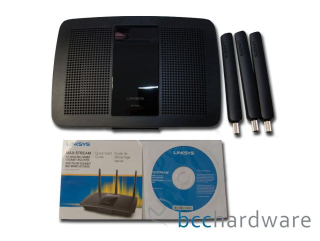 Linksys EA7500 Max-Stream AC1900 MU-MIMO Router