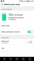 battery & Power saving 2