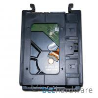 HDD Installed in Tray