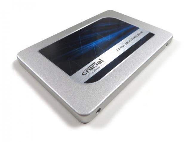 MX300 SSD