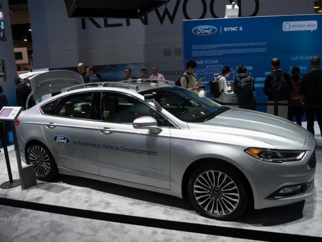 Fusion Hybrid Autonomous
