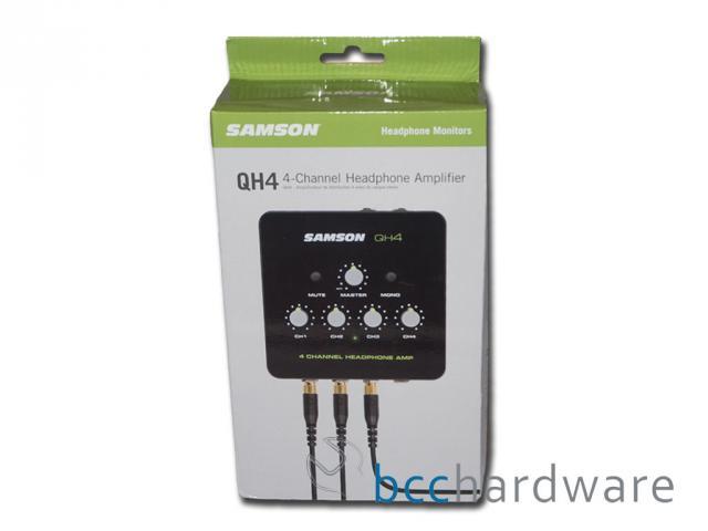 Samson QH4 Box
