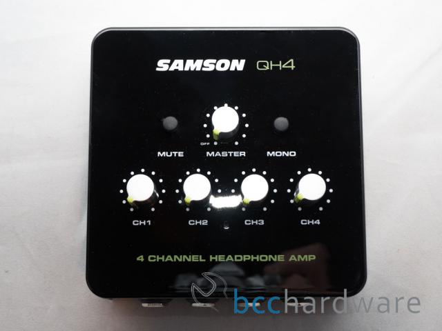 Samson QH4 Top-Down