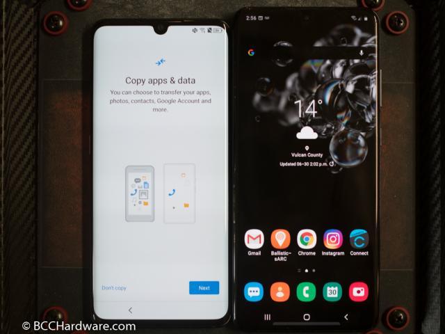 TCL 10 Pro vs. Samsung Galaxy S20 Ultra