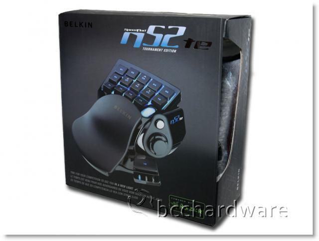 Nostromo n52 HID SpeedPad 2.0 Driver