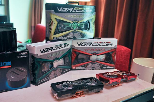 VGA Coolers