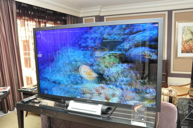 """65"""" 3D TV"""