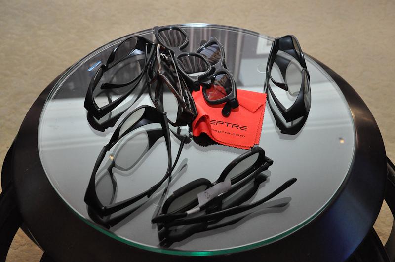 Affordable 3D Glasses