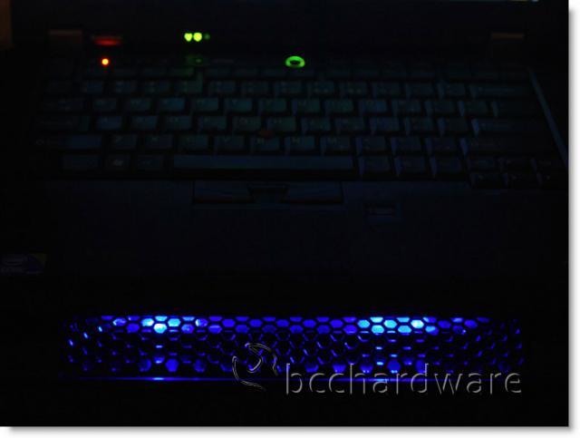 Under Laptop